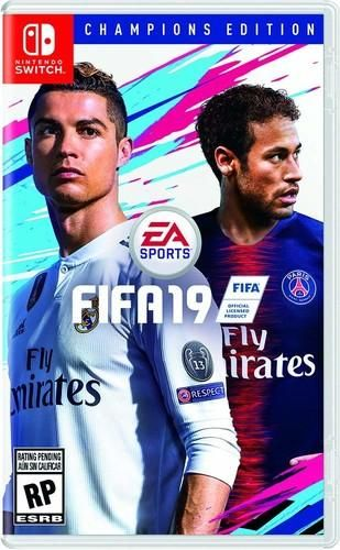 Fifa 19 For Nintendo Switch Champions Edition Nintendo Switch Fifa Nintendo