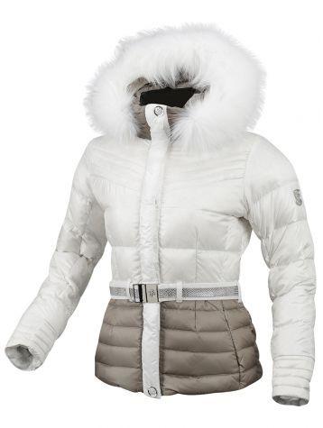 Veste ski chic femme