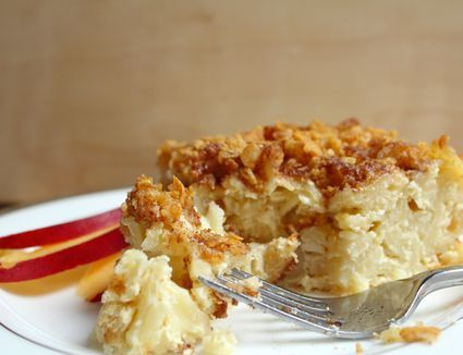 Passover Cottage Cheese Kugel Recipe Baked Dishes Recipes Jewish Recipes