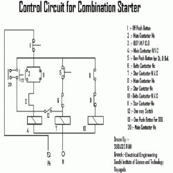 Combination Starters Pic Microcontroller Electronics Projects Combination