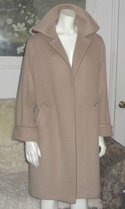 Size M-L Raspberry double breasted women overcoat 60s Spring mod coat Vintage street style princess midi coat