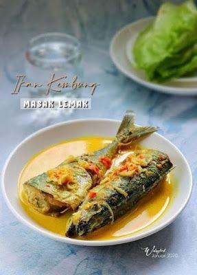 Ikan Kembung Masak Lemak Resep Ikan Masakan Simpel Resep Masakan Indonesia