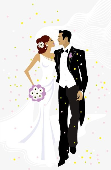 Romantic Wedding Wedding Vector Wedding Romantic Png Transparent Clipart Image And Psd File For Free Download Wedding Cards Images Wedding Illustration Wedding Silhouette