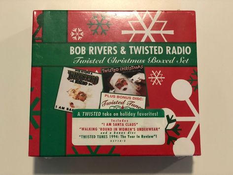 Bob Rivers Twisted Christmas.Pinterest