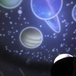 Sternenhimmel Projektor Lampe Kinder Baby Led Nachtlicht Schlummerleuchten Sterne Nachtlicht Projektor Drehbar Mit 3 Leds 8 Licht Modus 2 Energi Fidget Spinner