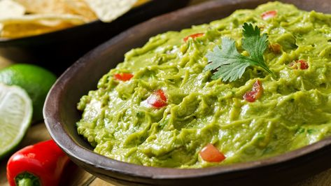 Best Guacamole Recipe MAN'S BLACK BOOK