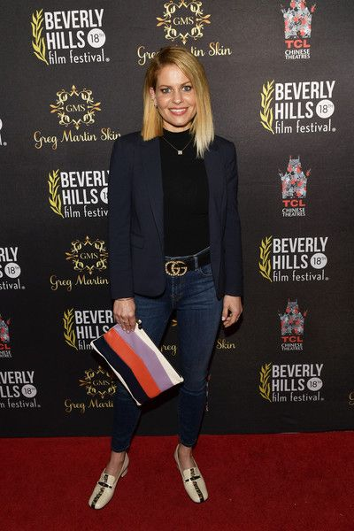 Candace Cameron-Bure attends the 18th Annual International Beverly Hills Film Festival Opening Night Gala Premiere of 'Benjamin.'