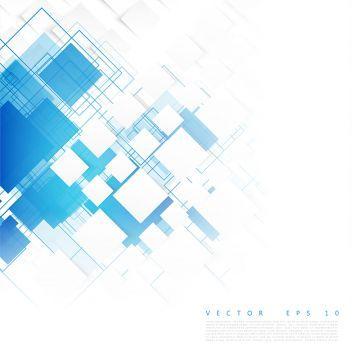 ベクトル青い正方形抽象的な背景が空白 青いクリップアート アイコンコンバーター アイコンフィットネス画像素材の無料ダウンロードのためのpngとベクトル Abstract Backgrounds Background Design Blue Square