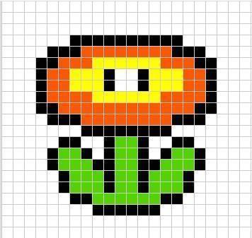 Diy Schemas Des Motifs Mario Bros Mario Random Fandom