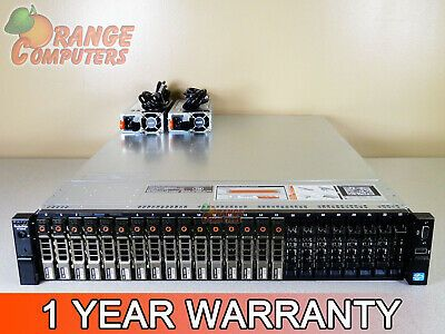 Details About Dell R720xd 12 Core Server 2x E5 2640 2 5ghz 16gb 16x 600gb Sas H710p 2 5in Rps In 2020 Server Networking Ebay