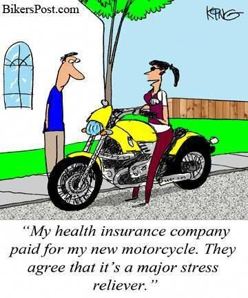 I Know That S Right Motorcycle Humor Health Insurance