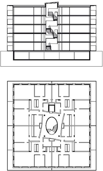Luxury baumschlager eberle Wohnanlage Mitterweg MZS Pinterest Architecture Architecture plan and Arch