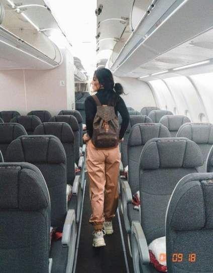 A Plane Picture