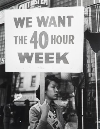 October 24 1940 History Women In History Labor Union
