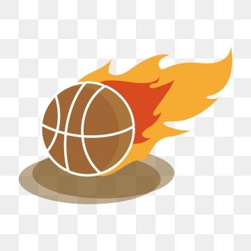 M Basketball Clipart Basketball Hot Shot Png And Vector With Transparent Background For Free Download Drawing Stars Fire Drawing Graphic Design Background Templates