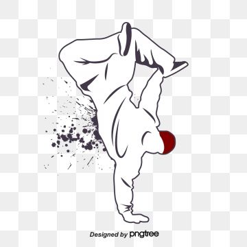 Hip Hop Silhouette Figures Hip Hop Character Sketch Png Transparent Clipart Image And Psd File For Free Download Silhouette Png Graphic Resources Hip Hop