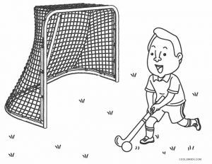 Hockey Coloring Pages Sports Coloring Pages Coloring Pages For