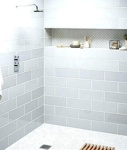 Image Result For Bathroom Tile Shower Shelves Recessed Shampoo