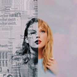 ♡ Pastel soft grunge aesthetic ♡ ☹☻ Taylor Swift ♡♛☆♔✾♕ - Famous Last Words