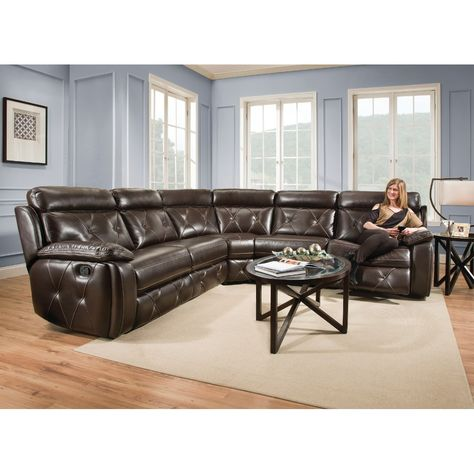 Prime Midtown Reclining Sectional 8510121 For The Home Evergreenethics Interior Chair Design Evergreenethicsorg