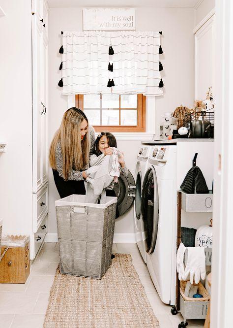 Halloween Decor Ideas For The Laundry Room Home Decor Halloween Decorations Room