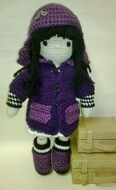 Ravelry: Audrey Doll pattern by Neogurumi | 640x392