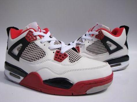 Jordan Fours.