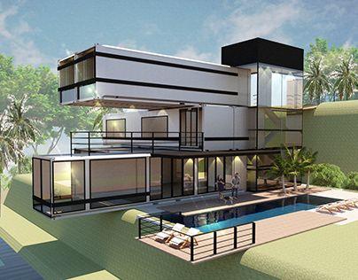 Container House Casas Contenedores Casas Hechas Con