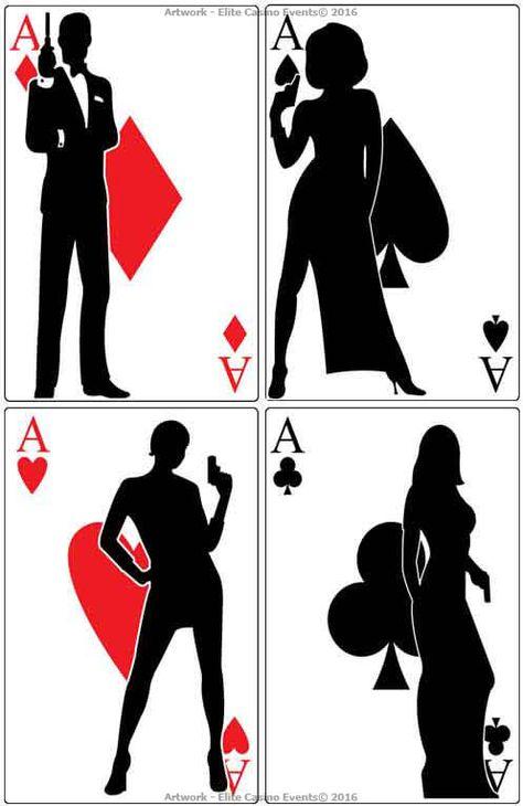 The James Bond Party   7 Simple, Elegant & Affordable Ideas!
