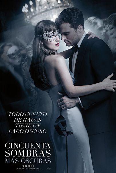 Cincuenta Sombras Mas Oscuras Fifty Shades Darker Movie Fifty Shades Darker Poster Shades Of Grey Movie