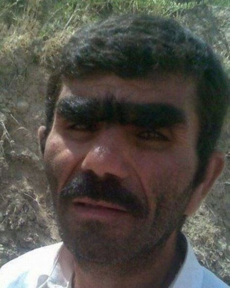 Incredibly Bad Eyebrows: A Disturbing Photo Collection • Lazer Horse,  #Bad #badEyebrows #Col...
