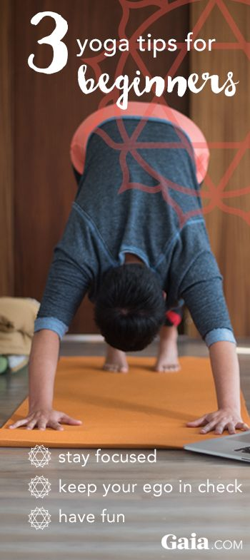 3 Online Yoga Tips for Beginners: Embrace this Advice | Gaia