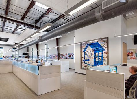 HomeAway HQ Office Space Evokes Spirit Of The National Lampoons