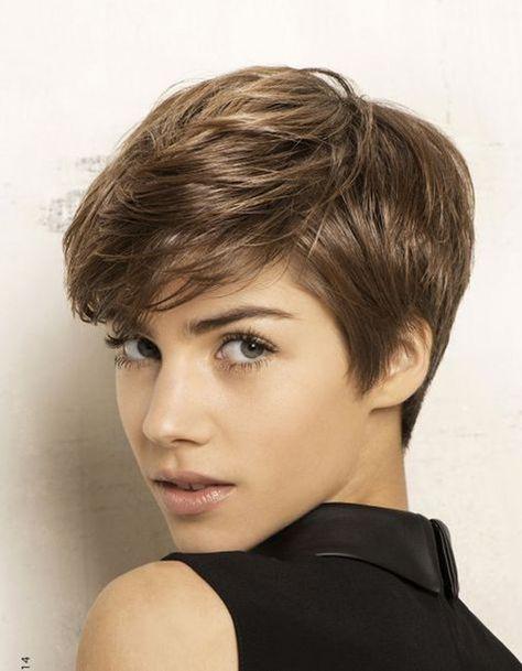 Modele coupe de cheveux court femme 2017