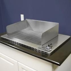 Natural Gas Grills Outdoor Natural Gas Grill Inserts Bbq Guys Outdoor Kitchen Design Built In Grill Built In Gas Grills