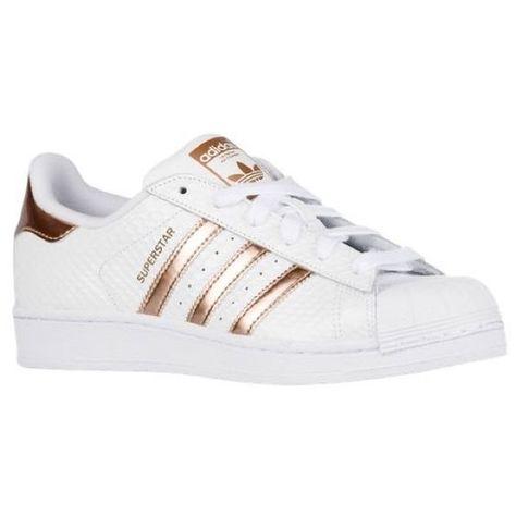 Homme/Femme Adidas Originals Superstar Foundation Chaussures ...