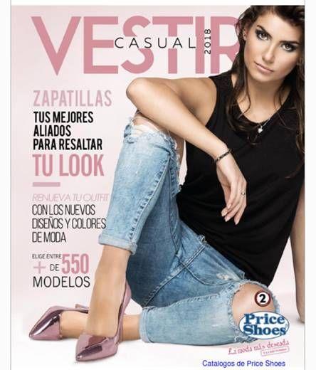 Folleto Virtual Vestir Casual 2021 22 340 Pags Vestir Casual Catalogo Price Shoes Catalogos Virtuales Price Shoes