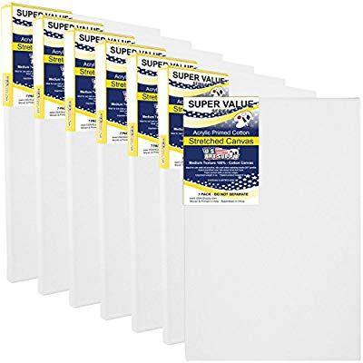 16x20 Professional 8x10 12x16 11x14 US Art Supply Multi-pack 2-Ea of 5x7