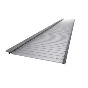Gutter Guard By Gutterglove 4 Ft L X 5 In W Stainless Steel Micro Mesh Gutter Guard 20 Pack Thd80 Gutter Guard Moulding Millwork Contemporary Ceiling Medallions