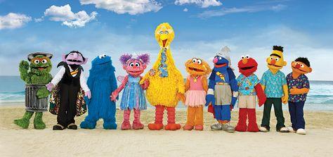 052b6f63e8b3c6 Sesame Street Caribbean Adventure Vacation for Kids  Family Beach Resort  Activities