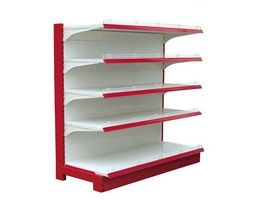 Wall Gondola Shelves For Shop 006 With Images Wall Racks