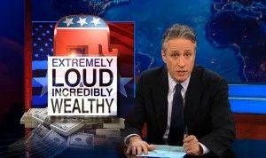 What Financial Crisis? Jon Stewart Makes $30 Mil A Year