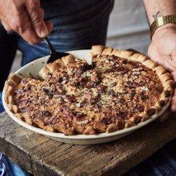 5 Layer Homemade Pecan Pie Recipe Homemade Pecan Pie Pecan Recipes Pecan Pie Recipe