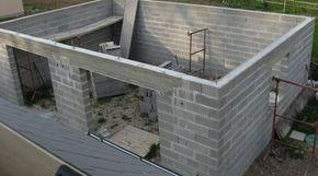 Monter Un Garage En Parpaing Prix D Une Construction De Co T Conseils Construire Un Garage Construction Garage Garage Toit Plat