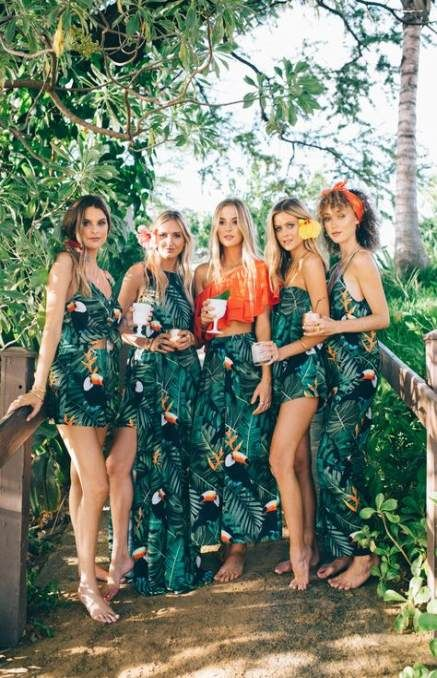 Birthday Outfit Ideas For Women Summer Bridesmaid 39 Ideas Hawaiian Party Outfit Beach Party Outfits Luau Outfits