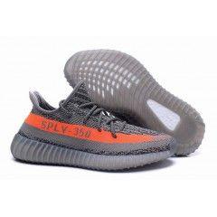 adidas boost orange femme