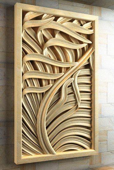 3D Model for CNC Router STL File Artcam Aspire Vcarve Wood Carving IS891