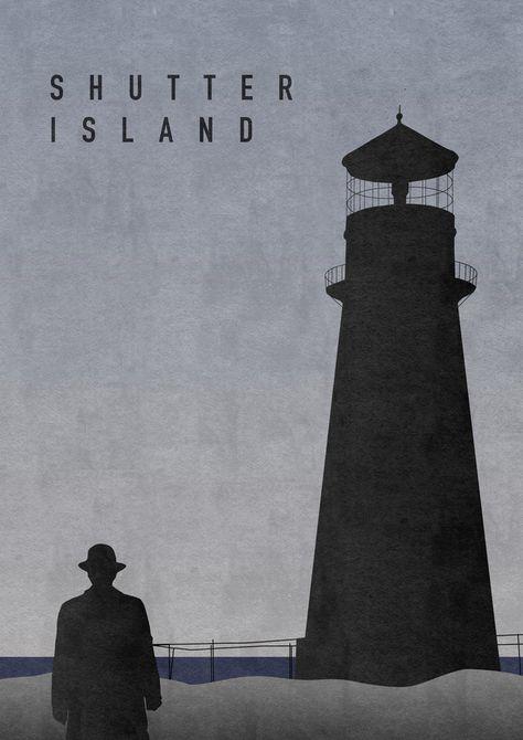 Alternate Poster for Shutter Island