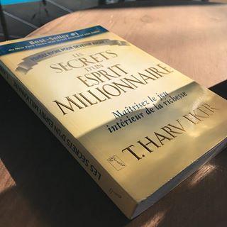 Les Secrets D Un Esprit Millionnaire C Est La 2e Fois Que Je Lis Ce Livre Il M A Permis De Changer Vraiment Ma Facon De Voir L Argent Motivation Ins