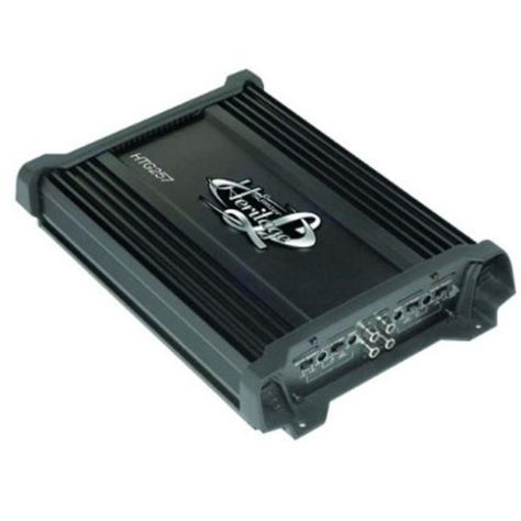 Lanzar Amp 2000w 2 Channel Mosfet - HTG257, As Shown Products